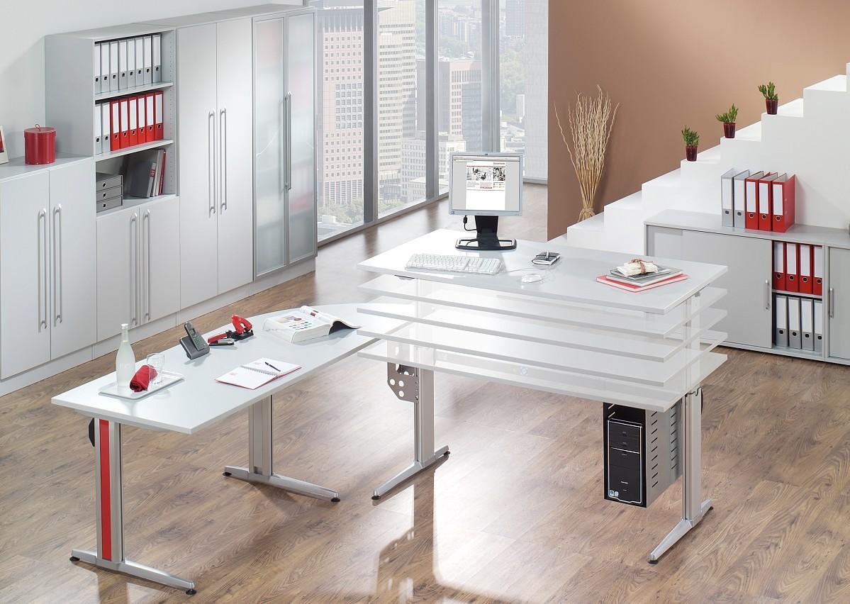Büromöbel preiswert und schnell - Hammerbacher Zubehoer ...