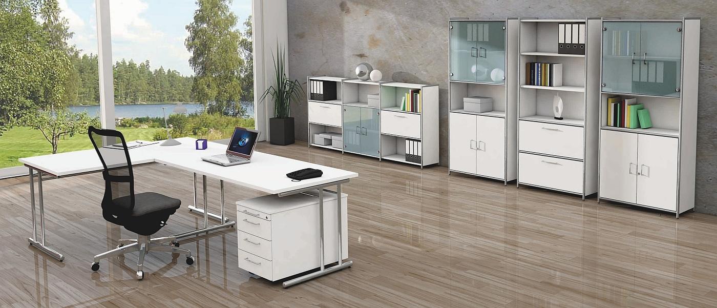 Büromöbel preiswert und schnell - Medizinisch rein