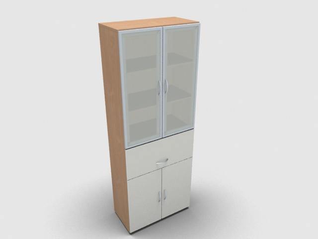 Gera Büromöbel büromöbel preiswert und schnell flex kombischrank breite 800mm