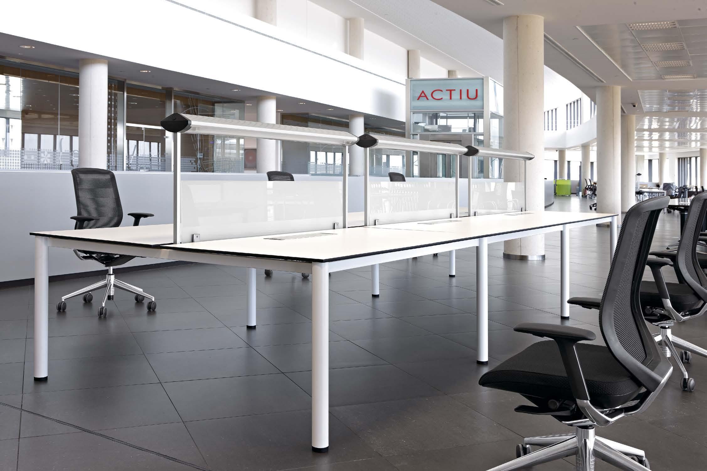 Büromöbel preiswert und schnell - Actiu COOL E100