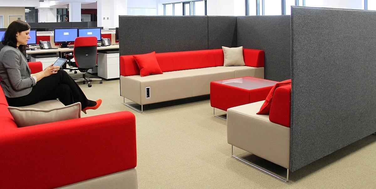 Büromöbel preiswert und schnell - Bejot QUADRA