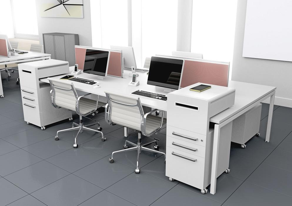 B rom bel preiswert und schnell bisley mondo desking for Mondo office