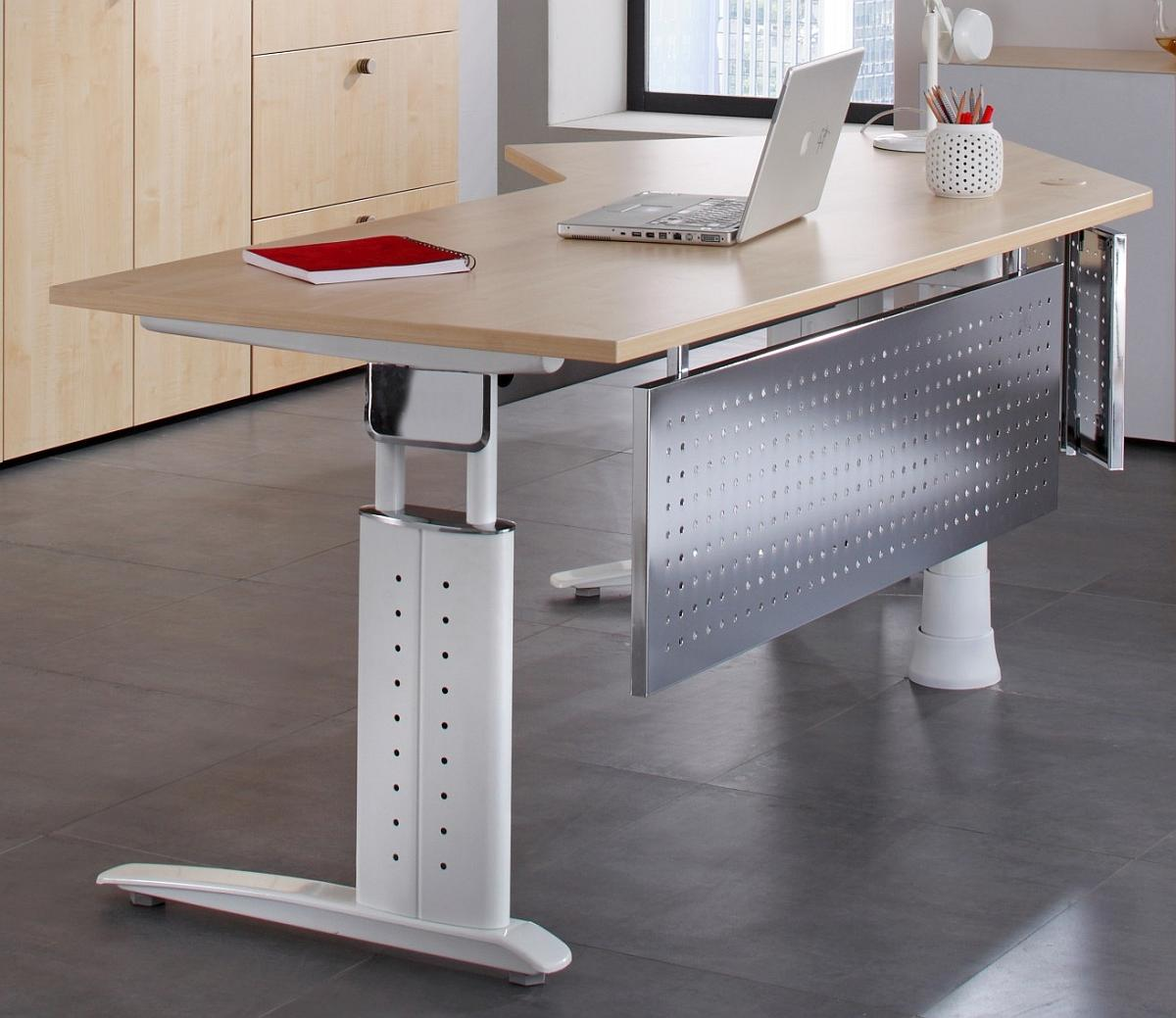 Büromöbel preiswert und schnell - Hammerbacher U Schreibtisch