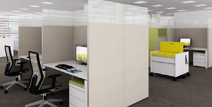 Büromöbel preiswert und schnell - König + Neurath INSIDE.50