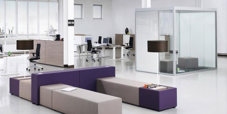 Büromöbel preiswert und schnell - König + Neurath NET.WORK.PLACE