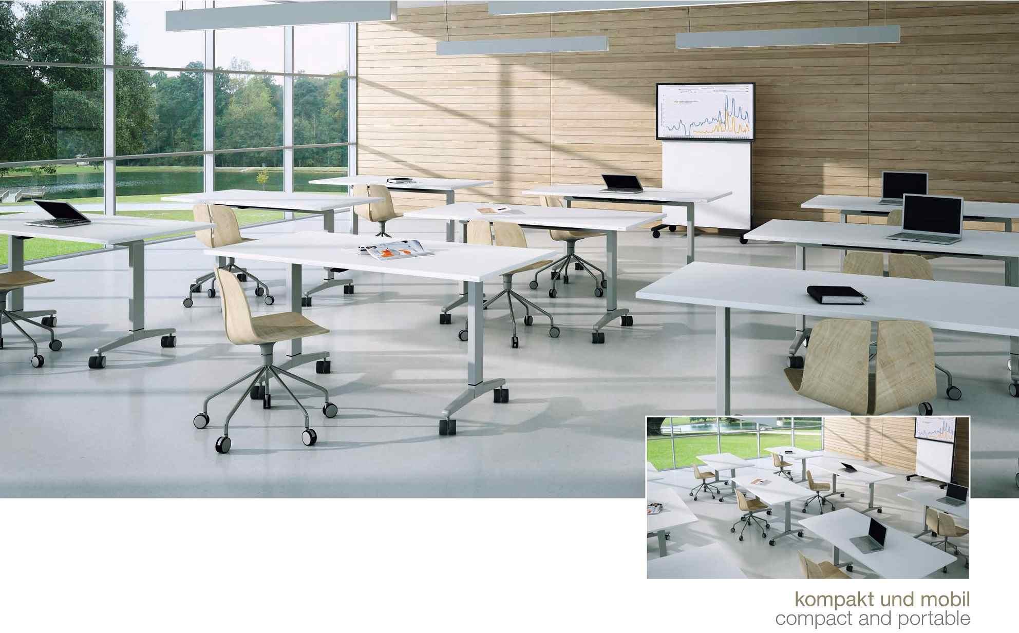 Büromöbel preiswert und schnell - OKA FLIPON