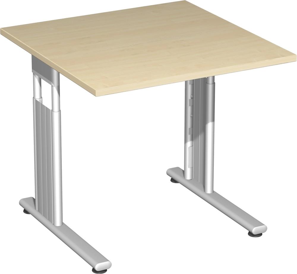 Büromöbel preiswert und schnell - Geramöbel CFLEX Schreibtisch