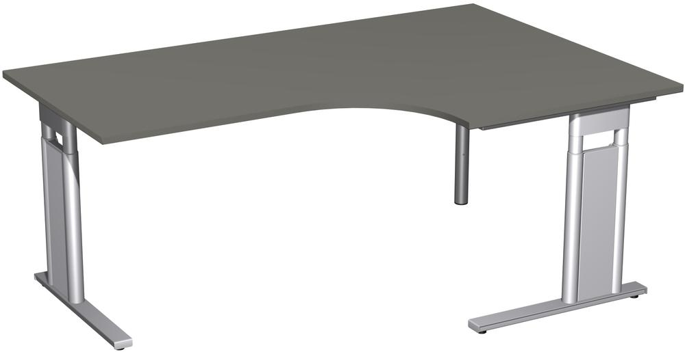 Büromöbel preiswert und schnell - Geramöbel CPRO Schreibtisch ...