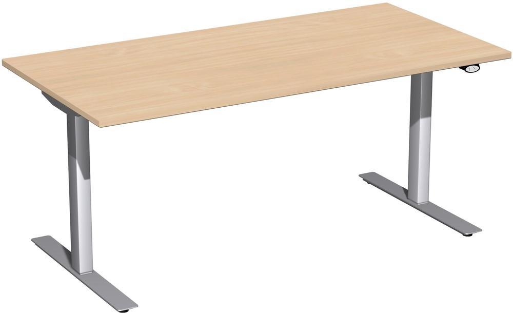 Büromöbel preiswert und schnell - Geramöbel EFLEX Schreibtisch