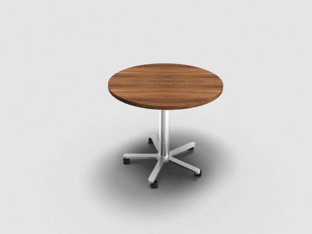 Büromöbel preiswert und schnell - Hammerbacher ST Beistelltisch