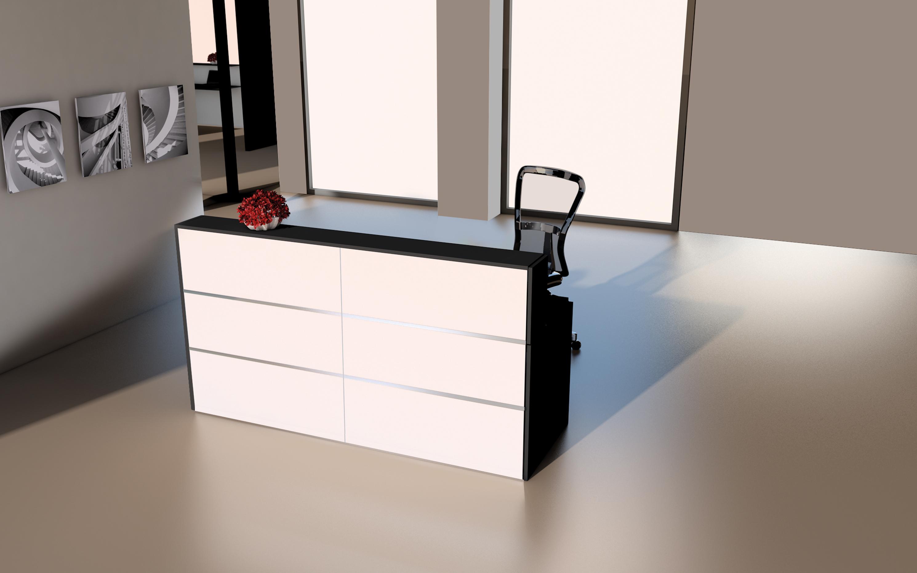 Büromöbel preiswert und schnell - Kerkmann CENTO Variante 3