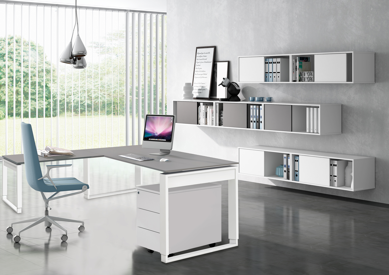 Büromöbel preiswert und schnell - Kerkmann FRESH Schreibtisch