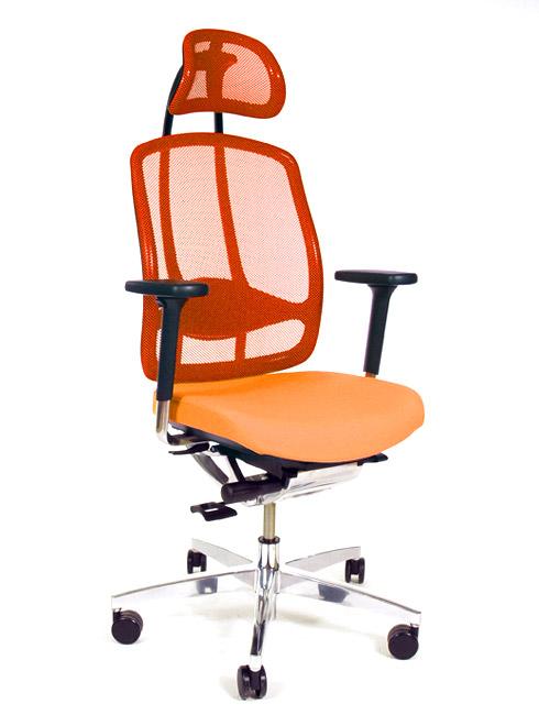 b rom bel preiswert und schnell wagner alumedic drehstuhl netzstoff. Black Bedroom Furniture Sets. Home Design Ideas